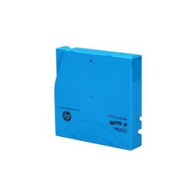 Ленточный носитель HP LTO-5 Ultrium 3TB RW Data Cartridge 20шт C7975AN картридж hp ultrium universal cleaning cartridge c7978a c7978a
