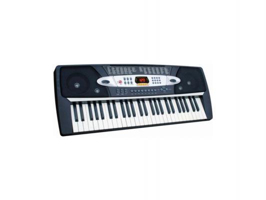 Синтезатор Tesler KB-5430 54 клавиши USB черный tesler kb 6180