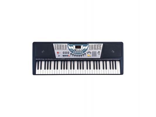Синтезатор Tesler KB-6140 61 клавиша USB черный мультиварка tesler 500 челябинск