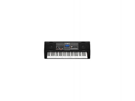 Синтезатор Tesler KB-6180 61 клавиша USB черный