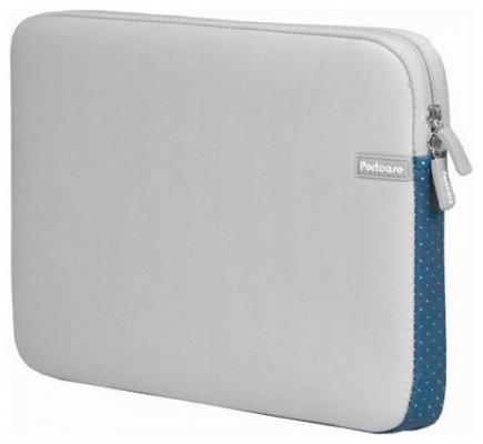 Чехол для ноутбука 18 PortCase KNP-18 GR