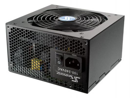 Блок питания ATX 520 Вт Seasonic S12II-520 блок питания accord atx 1000w gold acc 1000w 80g 80 gold 24 8 4 4pin apfc 140mm fan 7xsata rtl