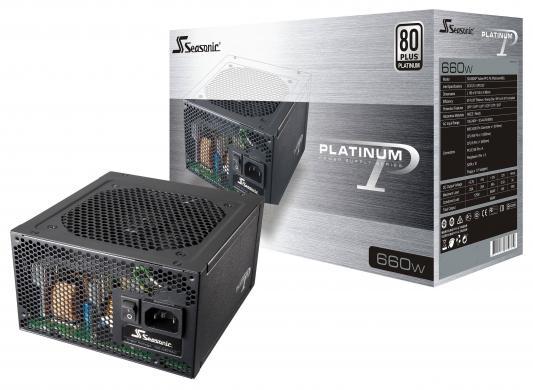 ���� ������� ATX 660 �� Seasonic Platinum 660 SS-660XP2 Retail