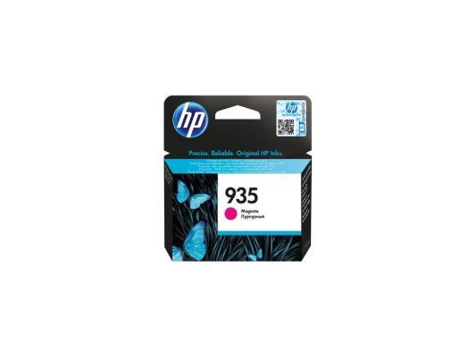 Картридж HP C2P21AE № 935 для HP Officejet Pro 6830 пурпурный картридж hp 935 для officejet pro 6830 400стр голубой c2p20ae