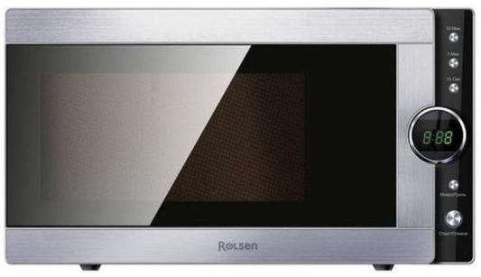 СВЧ Rolsen MG2080SF 700 Вт серебристый