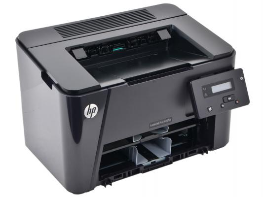 Принтер HP LaserJet Pro M201n CF455A A4 25ppm 1200x1200dpi 128b Ethernet