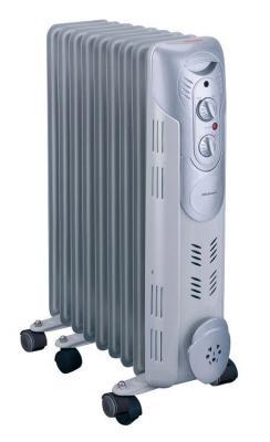 Масляный радиатор Rolsen ROH-D9 2000 Вт белый