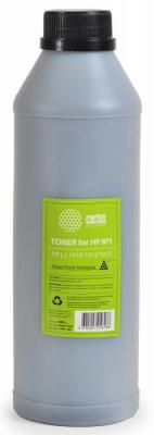 Тонер Cactus CS-THP2-1000 для HP LJ 1000/1200/1150/9000 черный 1000гр hp ce252a yellow для lj cp3525cm3530 7000стр