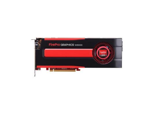 Видеокарта 16384Mb Sapphire FirePro W9150 PCI-E 384bit GDDR5 DVI 6xDP Bulk high quality nvidia quadro fx4600 768mb ddr3 384bit pci e x16 dual dvi video graphic card high end professional cad