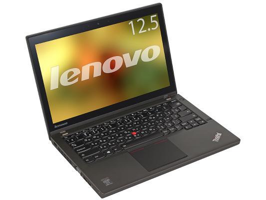 """Ноутбук Lenovo ThinkPad X240 12.5"""" 1920x1080 Intel Core i7-4600U 20AL00DKRT"""