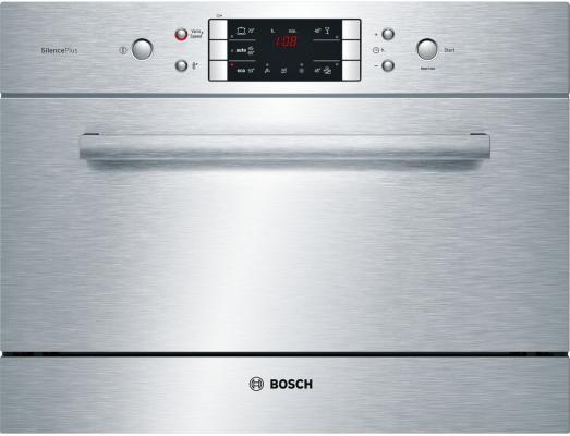 Посудомоечная машина Bosch SKE52M55RU серебристый