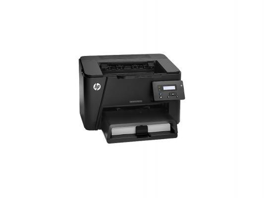 Принтер HP LaserJet Pro M201dw CF456A ч/б A4 25ppm 600x600dpi Duplex Ethernet USB