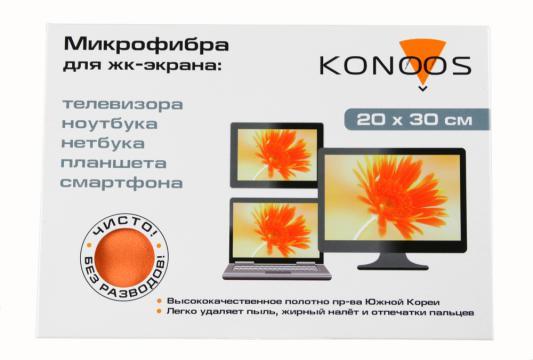 Чистящая салфетка Konoos KT-1 1 шт