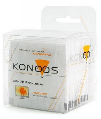 Влажные салфетки Konoos KTS-20 20 шт