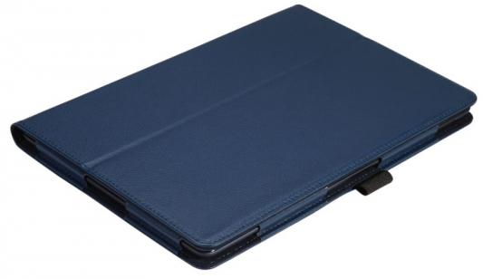 "Чехол IT BAGGAGE для планшета Lenovo Idea Tab A10-70 A7600 10"" искуственная кожа синий ITLNA7602-4"