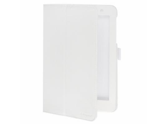 Чехол IT BAGGAGE для планшета Lenovo Idea Tab A8-50 A5500 8 искуственная кожа белый ITLNA5502-0