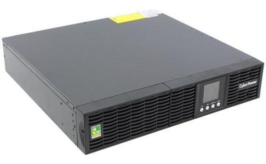 ИБП CyberPower OLS1000ERT2U 1000VA Черный ибп cyberpower 650va 360w ut650ei черный