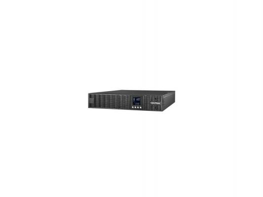 ИБП CyberPower 1500VA OLS1500ERT2U черный ибп cyberpower value1500eilcd 1500va 900w 6 iec