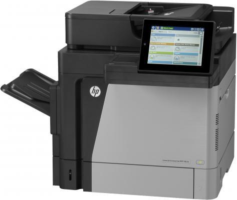МФУ HP LaserJet Enterprise M630h J7X28A ч/б A4 57ppm 1200x1200dpi Duplex Ethernet USB