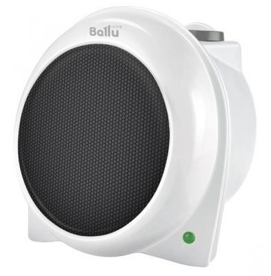 цена Тепловентилятор BALLU BFH/C-25 1500 Вт белый