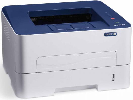 Принтер Xerox Phaser 3260V/DNI ч/б A4 28ppm 1200x1200dpi Ethernet USB