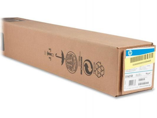 Бумага HP 24 610мм х 45.7м 90г/м2 рулон для струйной печати 51631D группа 1 2 3 от 9 до 36 кг рант cowboy isofix