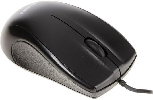 Мышь проводная Sven RX-150 чёрный USB + PS/2