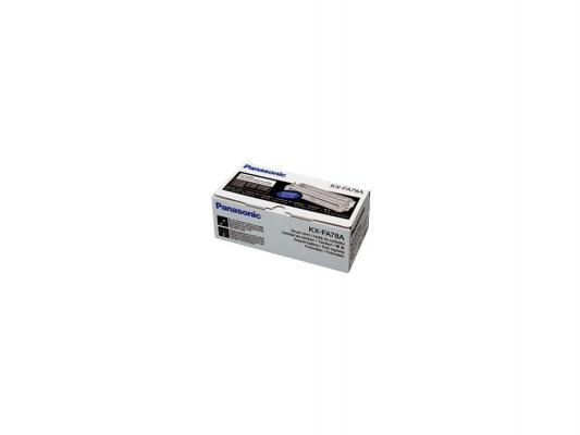 Фото - Фотобарабан Panasonic KX-FA78A7 для KX-FL501/502/503 6000cтр фотобарабан panasonic kx fadk511a7 для panasonic kx mc6020ru 10000