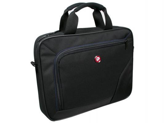 """Сумка для ноутбука 17.3"""" PORT Designs PORT Designs Boston IV синтетика черный 100093"""
