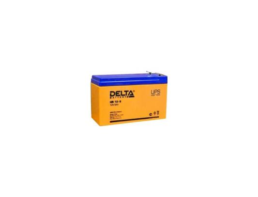 Батарея Delta HR 12-34W 12В / 9Ач 12B