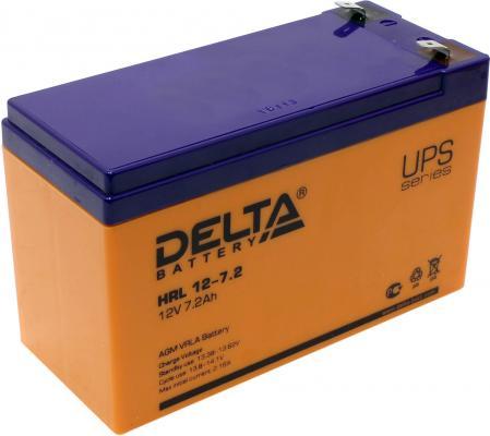 Батарея Delta HRL 12-7.2 7Ач 12B