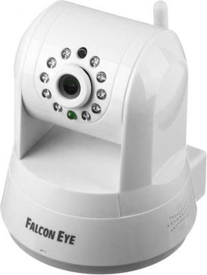 """Камера IP Falcon EYE FE-MTR1300Wt CMOS 1/4"""" 1280 x 720 H.264 RJ-45 LAN Wi-Fi белый"""