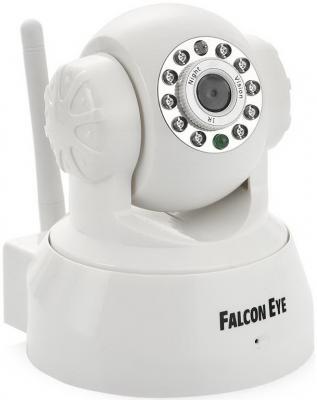 """Камера IP Falcon EYE FE-MTR300-P2P CMOS 1/4"""" 640 x 480 MJPEG RJ-45 LAN Wi-Fi белый"""