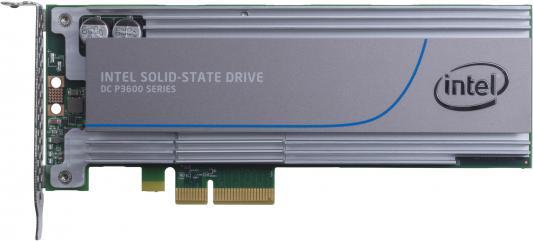 Твердотельный накопитель SSD PCI-E 400GB Intel P3600 Read 2600Mb/s Write 1700Mb/s SSDPEDME400G401 934675 festplatte 400gb 10k fc 40pin 4gbps aj697a