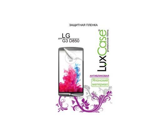 Пленка защитная антибликовая Lux Case для LG G3 D850