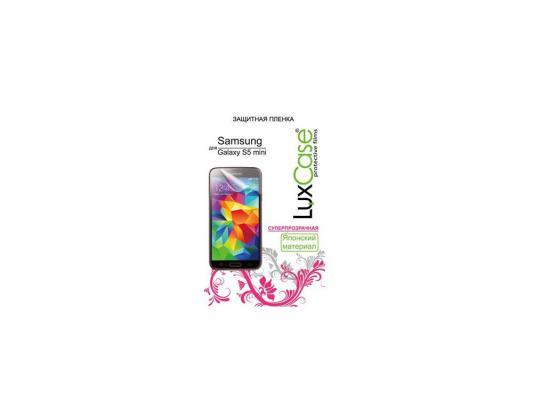 Пленка защитная суперпрозрачная Lux Case для Samsung Galaxy S5 mini