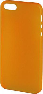 Чехол (клип-кейс) HAMA Ultra Slim для iPhone 6 оранжевый 00135012