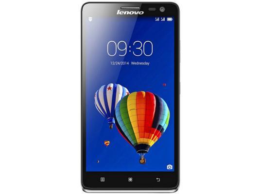 "Смартфон Lenovo S856 серебристый 5.5"" 8 Гб GPS Wi-Fi LTE P0R1000ARU"