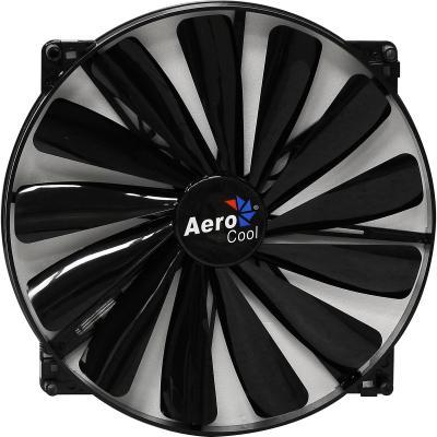 Вентилятор Aerocool Dark Force черный 200mm 4713105951356