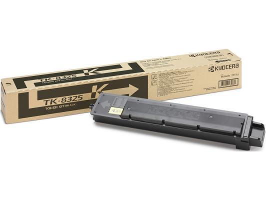 Картридж Kyocera TK-8325K для TASKalfa 2551ci черный 12000стр все цены