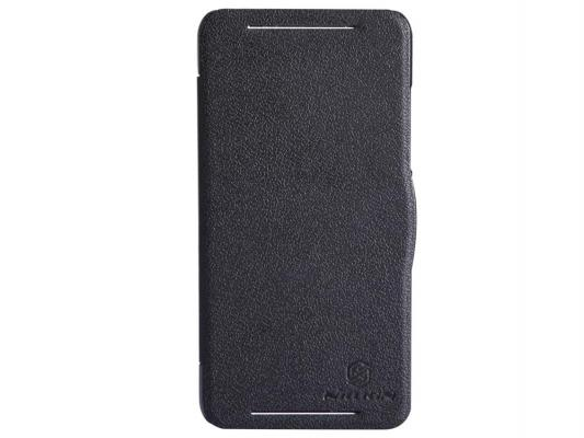 Чехол Nillkin Fresh Series Leather Case для HTC Desire 700/7088 черный T-N-HD700-001