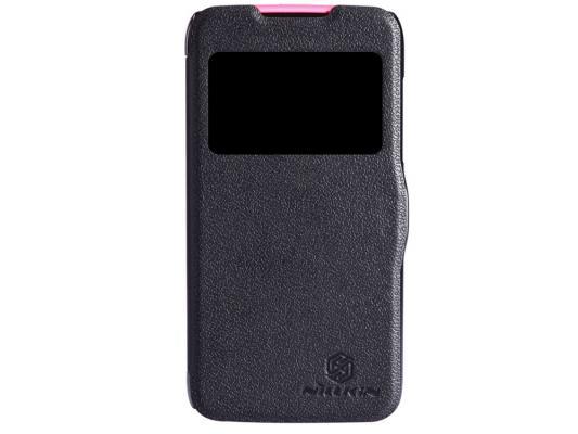 Чехол Nillkin Fresh Series Leather Case для Lenovo A516 черный