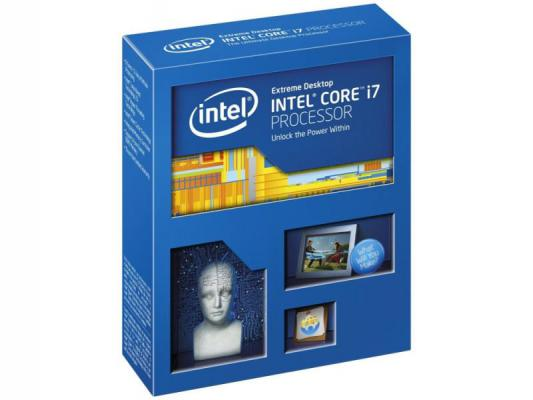 Процессор Intel Core i7-5820K 3.3GHz 15Mb Socket 2011-3 BOX без кулера