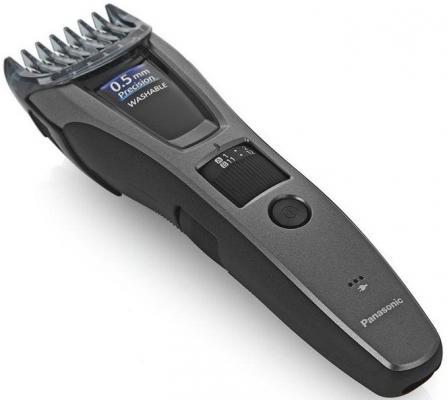Машинка для стрижки волос Panasonic ER-GB60-K520 чёрный машинка для стрижки волос panasonic er217 серый чёрный er217 s520