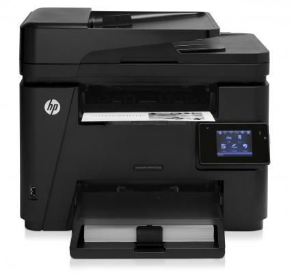 МФУ HP LaserJet Pro M225DW CF485A ч/б A4 26ppm 600x600dpi Duplex USB