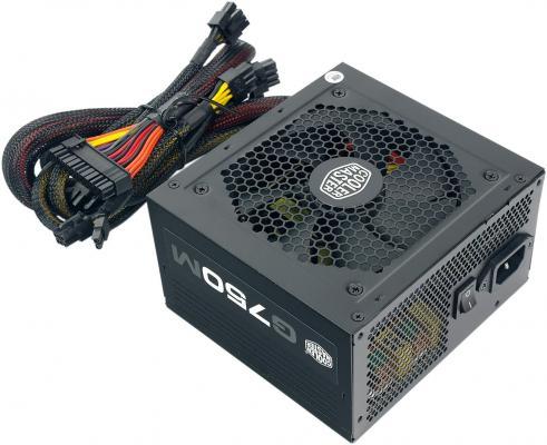 БП ATX 750 Вт Cooler Master G750M RS-750-AMAA-B1