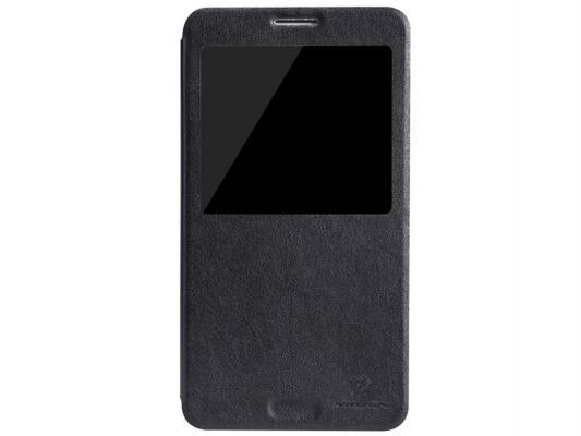 Чехол Nillkin V series для Samsung Galaxy Note3 черный T-N-SGN3-003