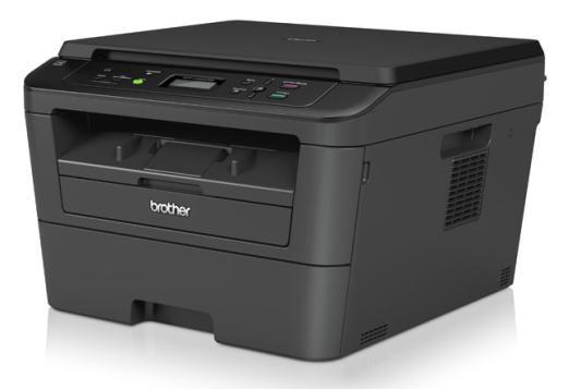 МФУ Brother DCP-L2520DWR ч/б A4 26ppm 2400x600dpi дуплекс Wi-Fi USB