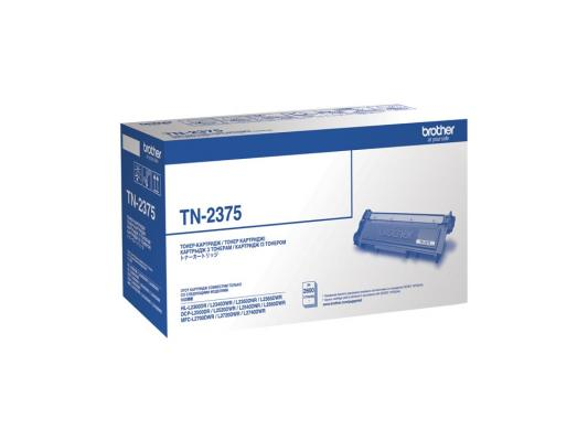 Картридж Brother TN2375 для HL-L2300D HL-L2340DW HL-L2360DN HL-L2365DW DCP-L2500D DCP-L2520DW DCP-L2540DN DCP-L2560DW MFC-L2700DW MFC-L2720D