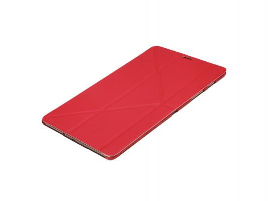 Чехол IT BAGGAGE для планшета Samsung Galaxy Tab S 8.4 искусственная кожа красный ITSSGTS841-3 чехол it baggage для планшета samsung galaxy tab 3 lite 7 sm t116 черный itsst4l5 1